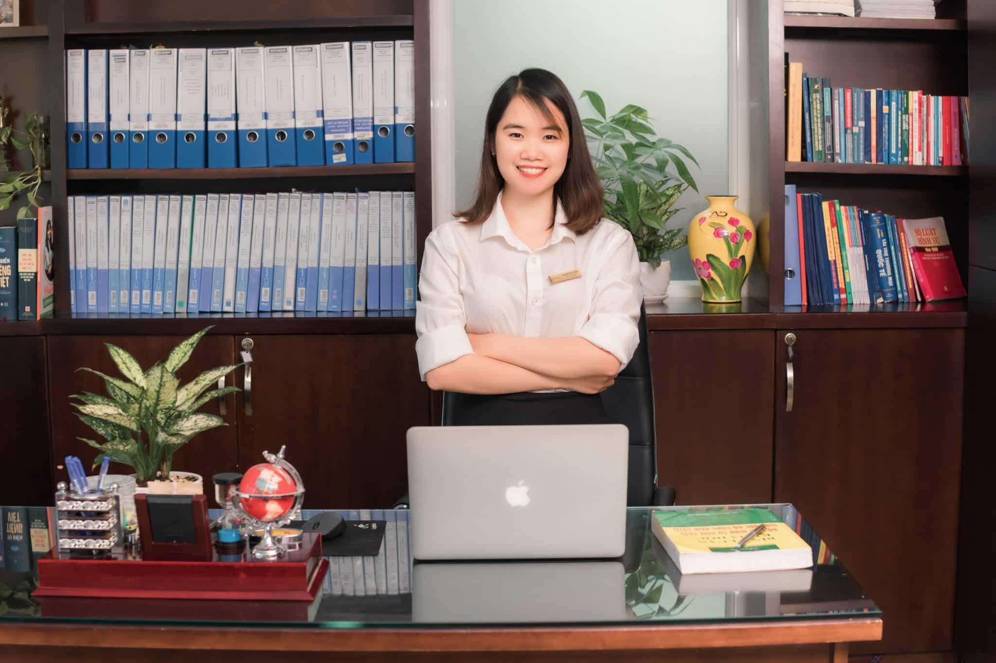 Luật sư Nguyễn Thị Bích Phượng