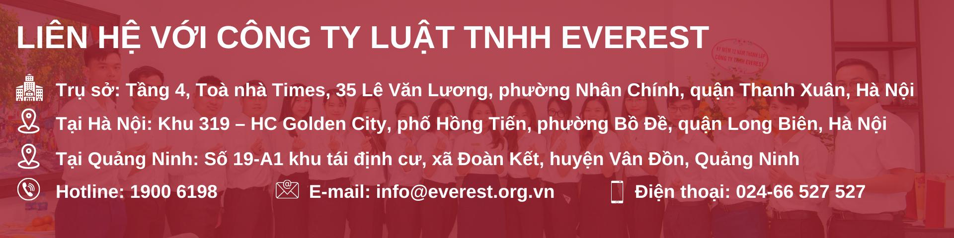 Công ty Luật TNHH Everest